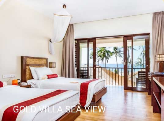 Gold Deluxe Sea View